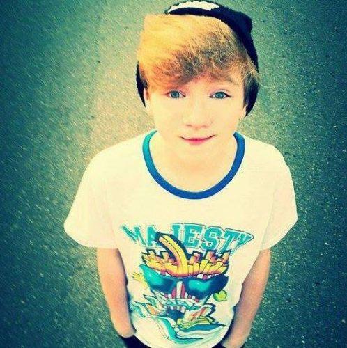14-letni Dominik