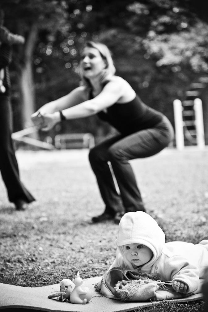 Spacer Fitness, fot. G. Krykwiński