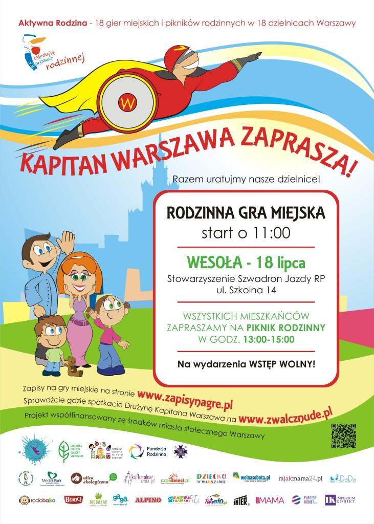 Kapitan Warszawa Wesoła