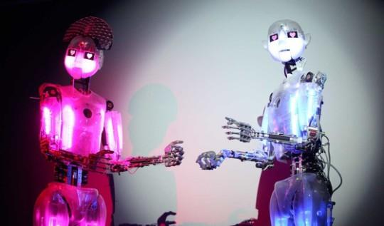 Teatr Robotów Centrum Nauki Kopernik