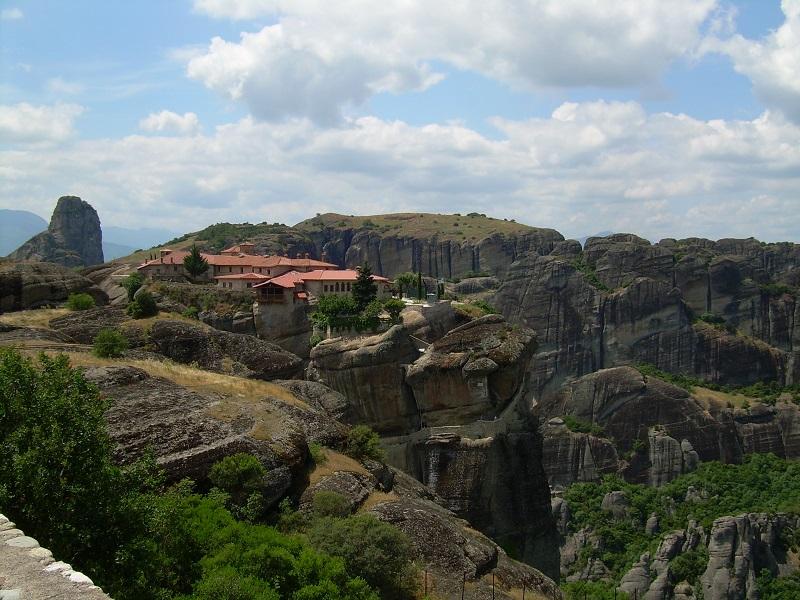 Meteory Grecja