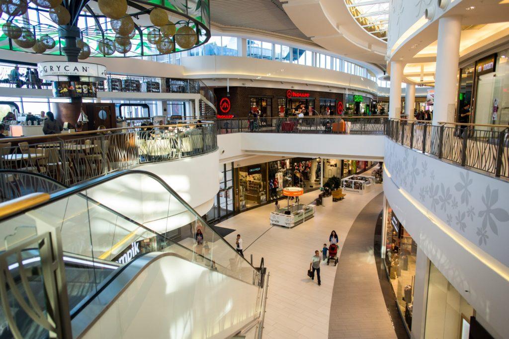 Zakupy w Krakowie