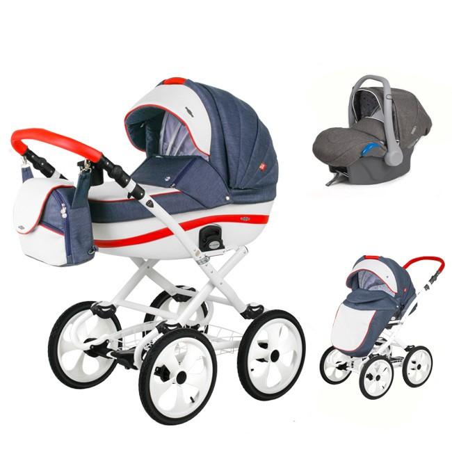 Wózki wielofunkcyjne dla dziecka