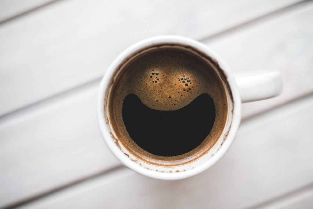Kawa w nagrodę