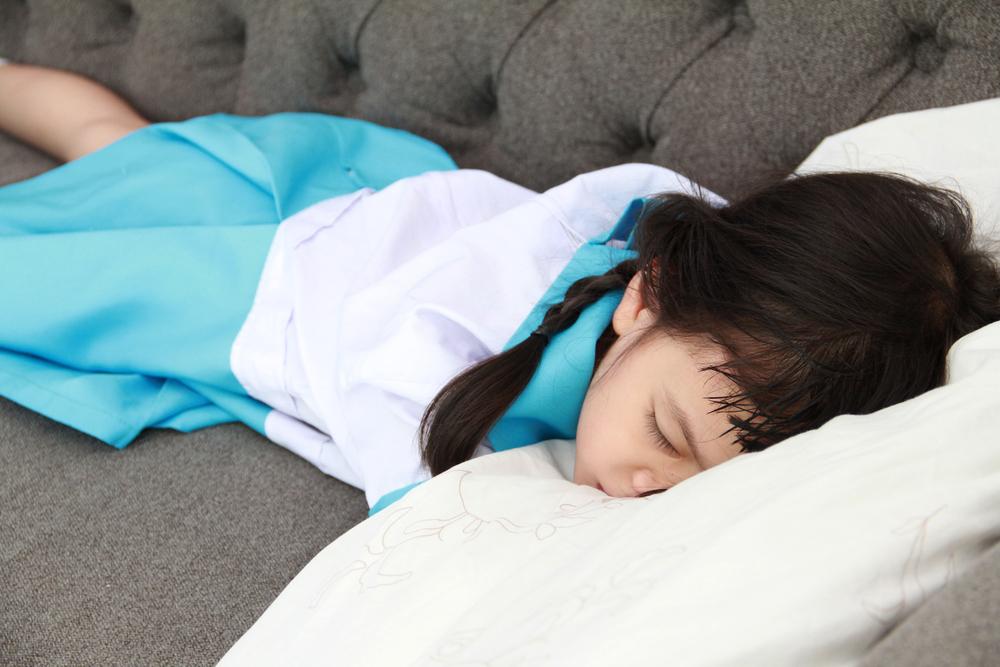 Bezdech u dziecka - przyczyny i objawy