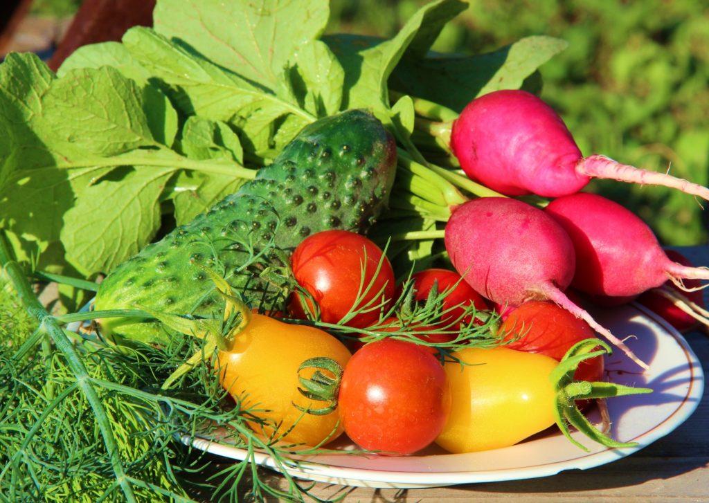 Warzywa i owoce w szkole