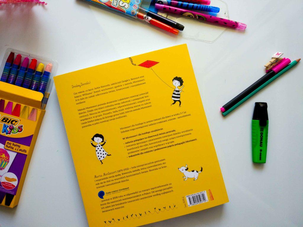Montessori dla każdego, autor: Małgorzata Ceremuga
