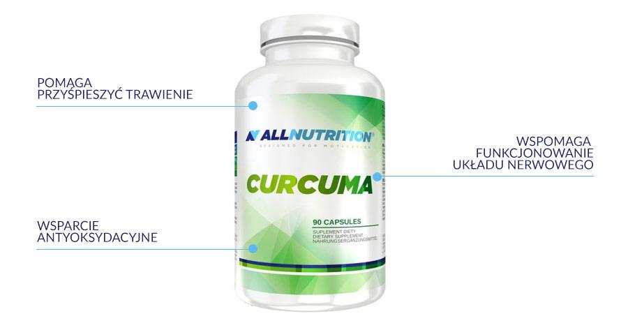 Curcuma Allnutrition