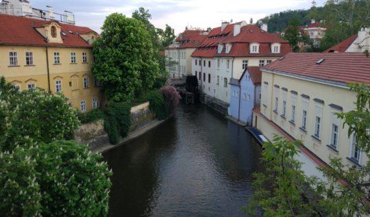 Praga w 3 dni i 3 noce
